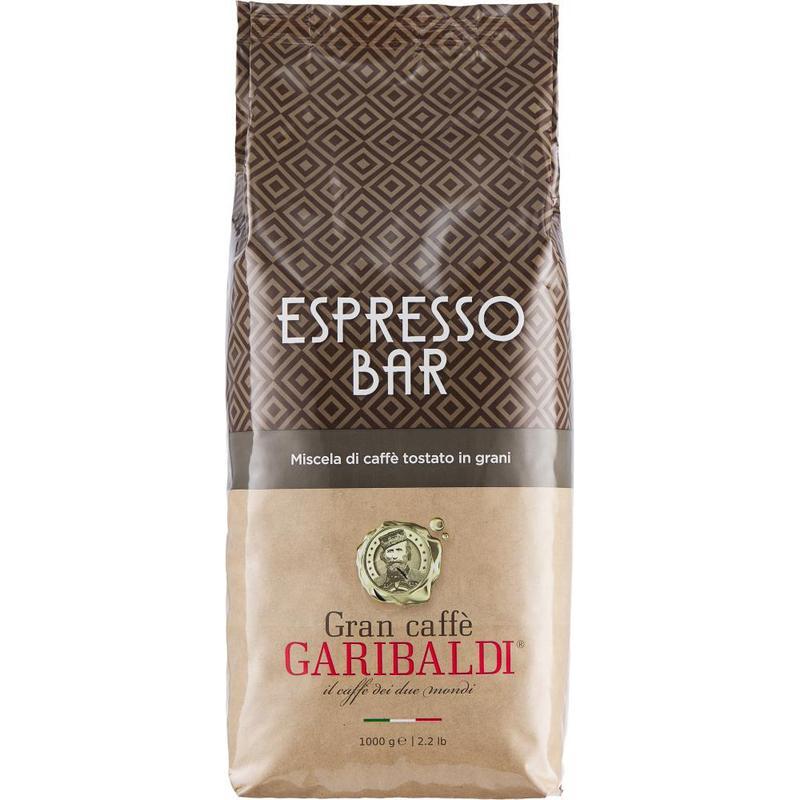 Кофе в зернах Garibaldi Espresso Bar, 1кг