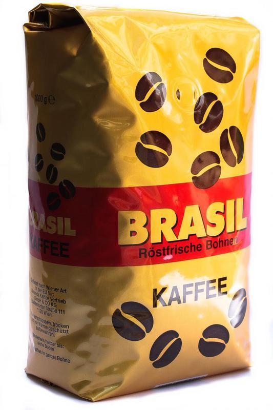 Кофе в зернах Alvorada Brasil, 1кг
