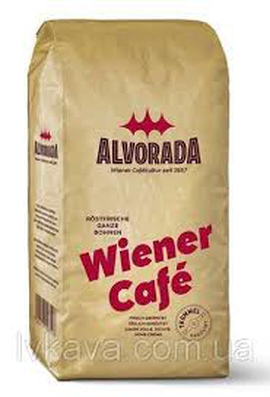 Кофе в зернах Alvorada Wiener Kaffee, 1кг