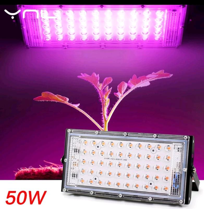 Фитолампа для растений, Led прожектор для роста растений.