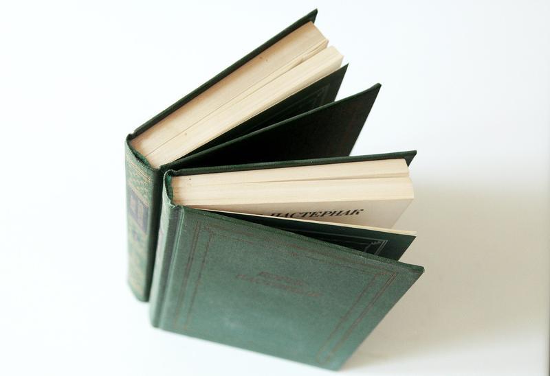 Б.Пастернак. Стихотворения и поэмы в 2 томах - Фото 2