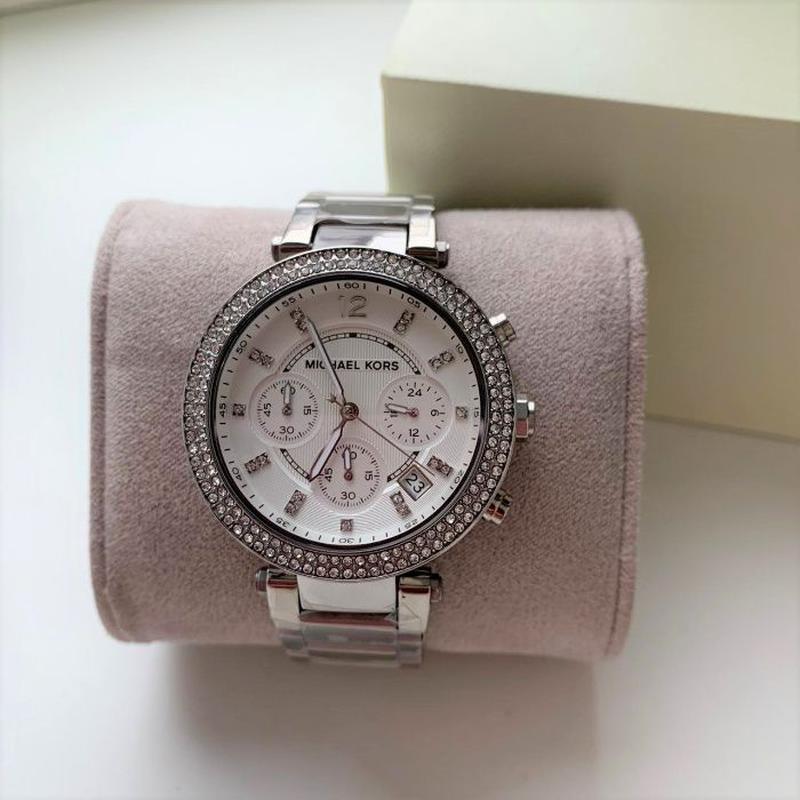 Женские часы Michael Kors MK5353 'Parker' - Фото 2