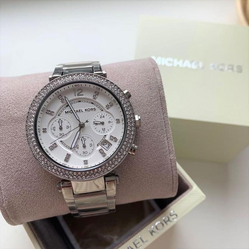 Женские часы Michael Kors MK5353 'Parker' - Фото 3