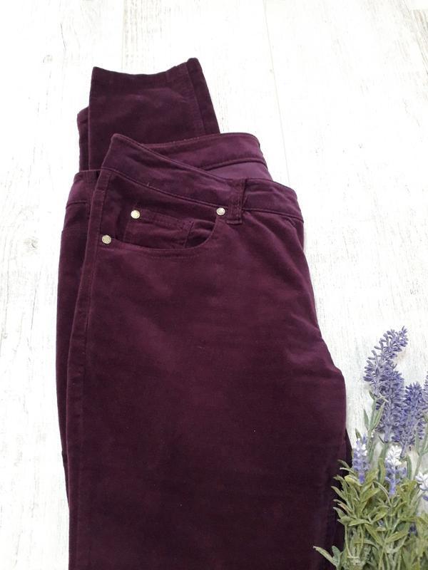 Велюровые женские брюки amisu