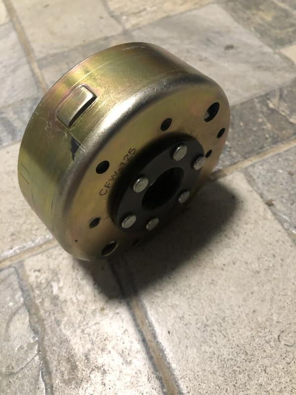 Шкиф , колокол генератора на мотоцикл квадроцикл скутер