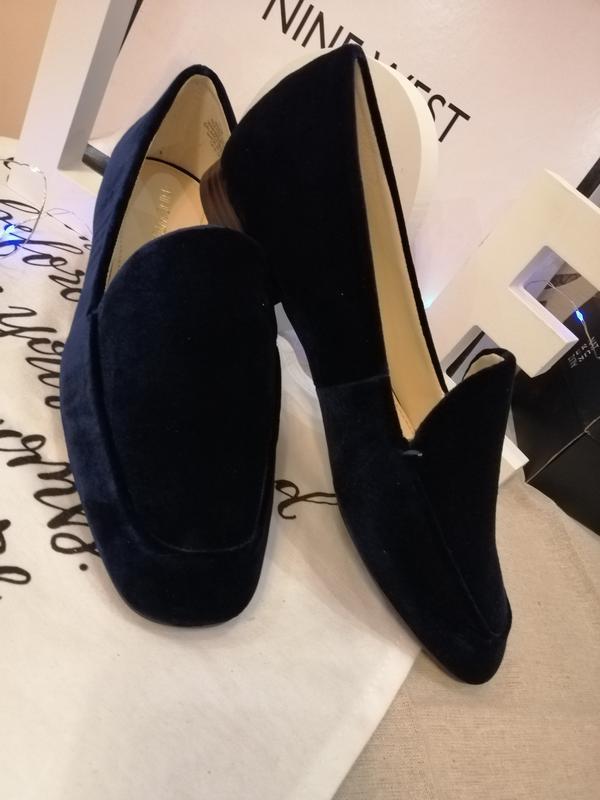 Стильные лоферы туфли  nine west - Фото 3