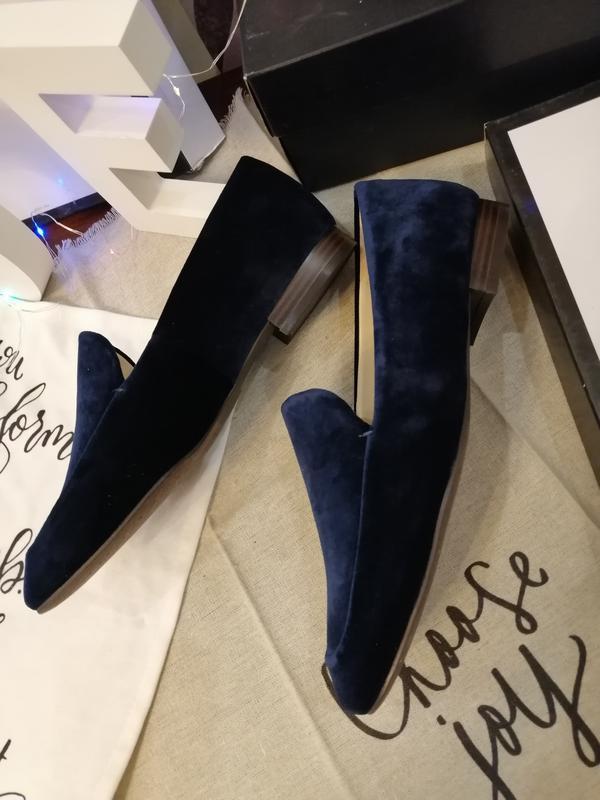 Стильные лоферы туфли  nine west - Фото 6
