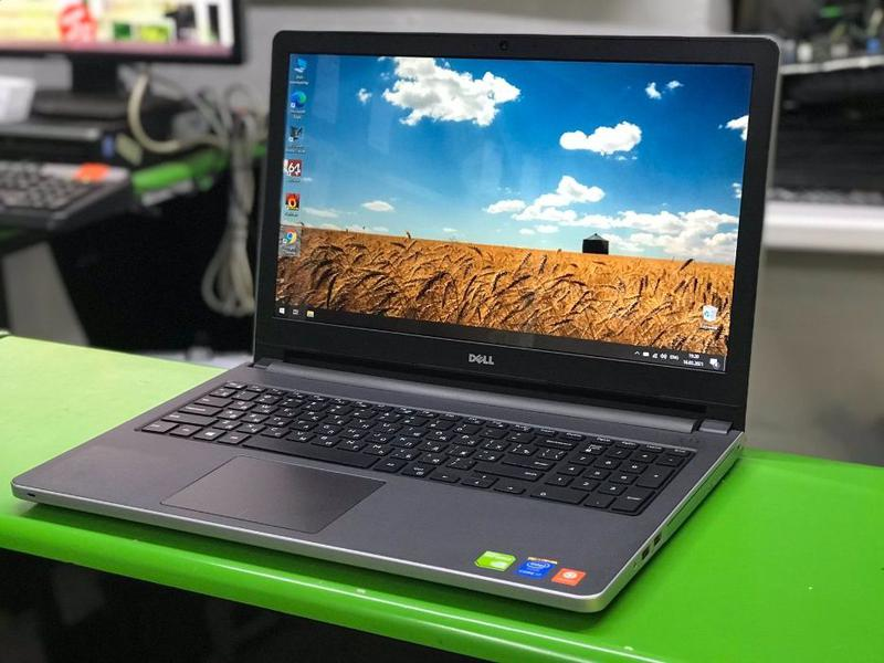 • • • Ноутбук Dell Inspiron 5558 Для Игр И Работы | 15 Дюймов ...