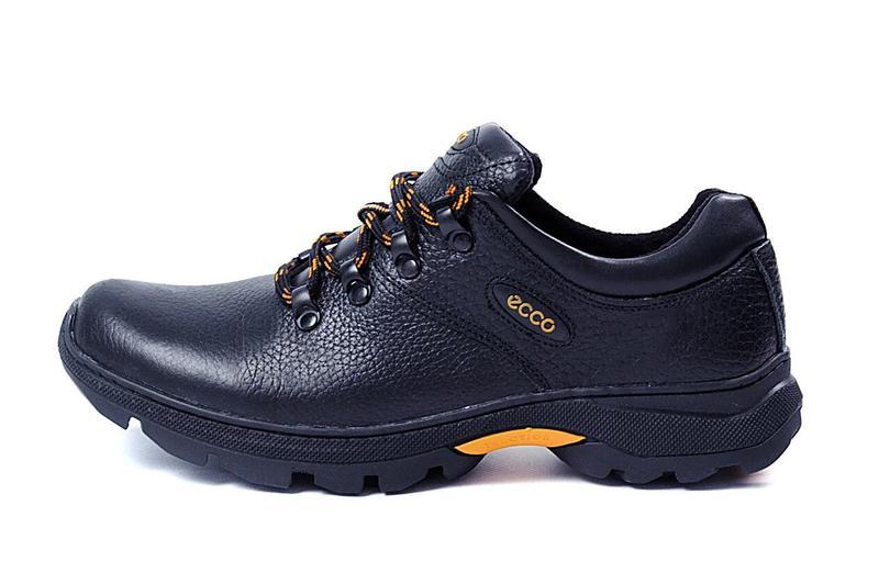 Мужские кожаные кроссовки  E-series Tracking - Фото 3