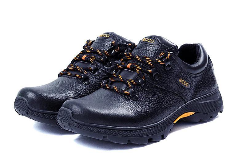 Мужские кожаные кроссовки  E-series Tracking - Фото 2