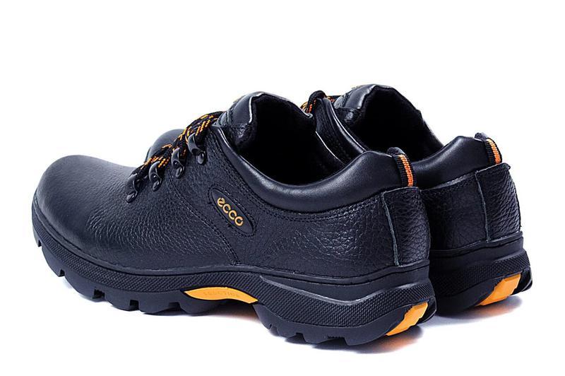 Мужские кожаные кроссовки  E-series Tracking - Фото 4