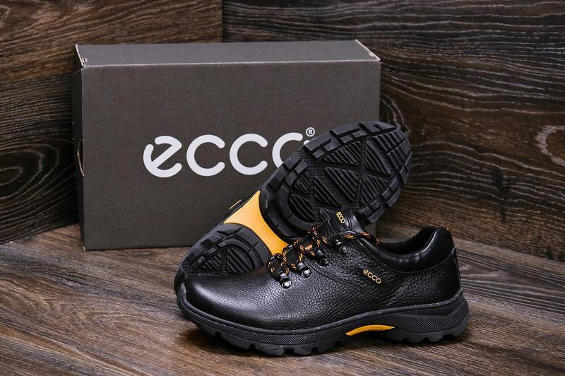 Мужские кожаные кроссовки  E-series Tracking - Фото 8