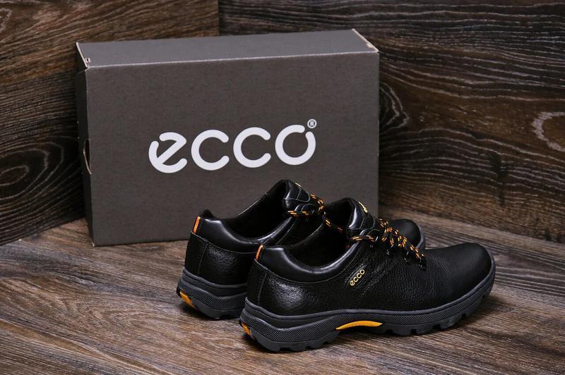 Мужские кожаные кроссовки  E-series Tracking - Фото 5