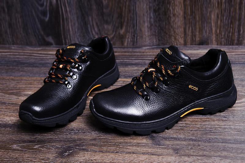 Мужские кожаные кроссовки  E-series Tracking - Фото 7