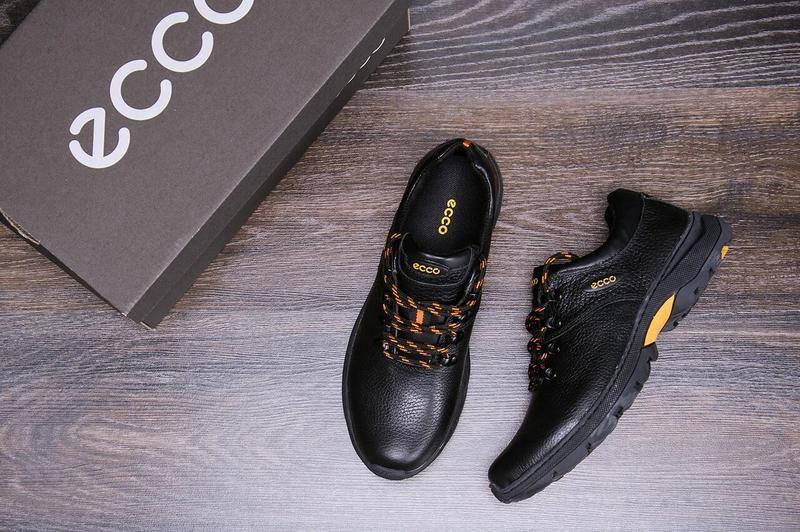 Мужские кожаные кроссовки  E-series Tracking - Фото 6