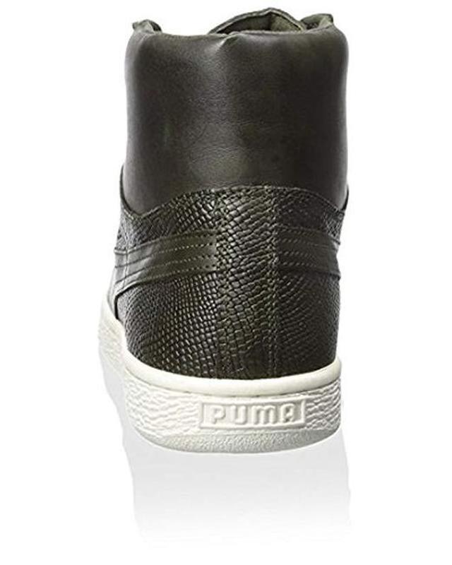 Ботинки кожаные  puma states mii made in italy оригинал из сша - Фото 5