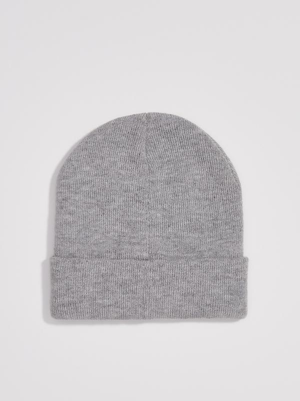 Новая женская светло-серая шапка серая польша вышитая надпись ... - Фото 2