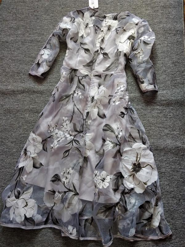 Новое шикарное платье л