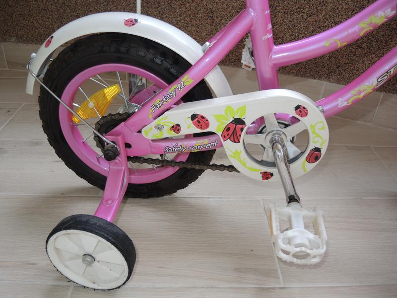 Детский велосипед   Stern Fantasy (колеса 12дюймов) - Фото 3