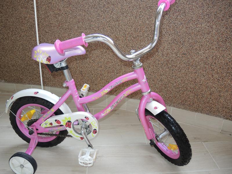 Детский велосипед   Stern Fantasy (колеса 12дюймов) - Фото 4