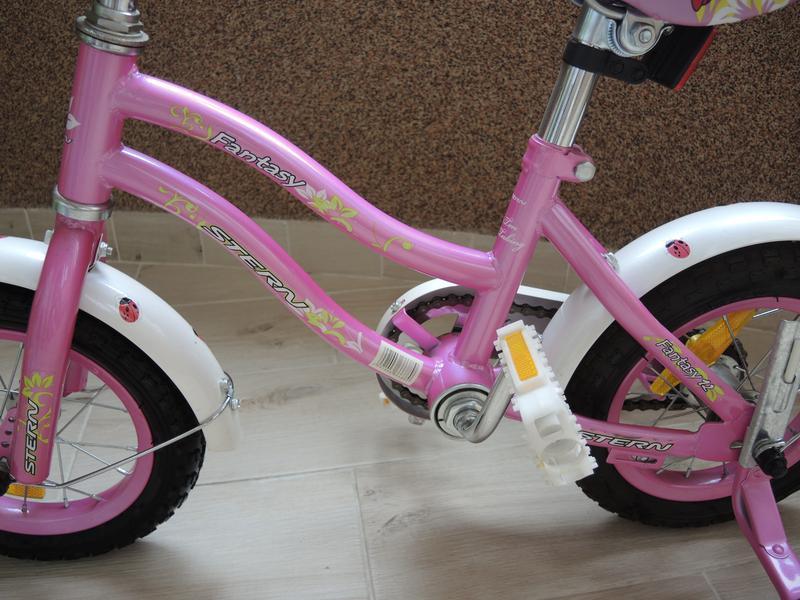 Детский велосипед   Stern Fantasy (колеса 12дюймов) - Фото 5