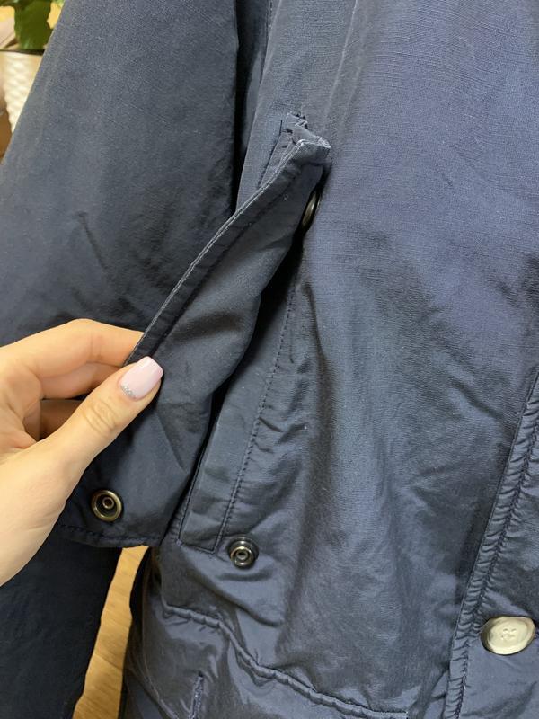Пуховик куртка woolrich arctic anorak - Фото 5