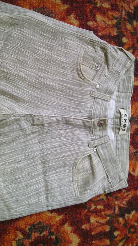 Летние джинсы. турция - Фото 2