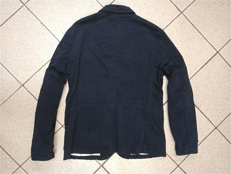 Мужская куртка пиджак блейзер gant - Фото 2