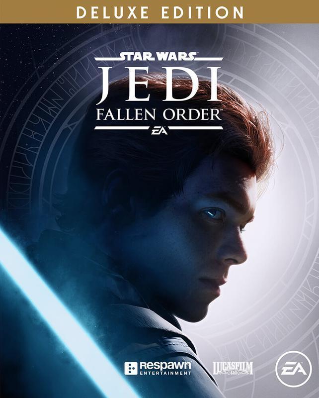 Звёздные Войны Джедаи: Павший Орден™ — Издание Deluxe Для PC
