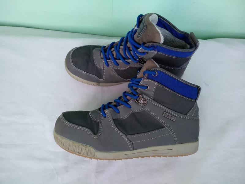 Термо-ботинки р.35 walkx kids германия мембранные зимние демис...