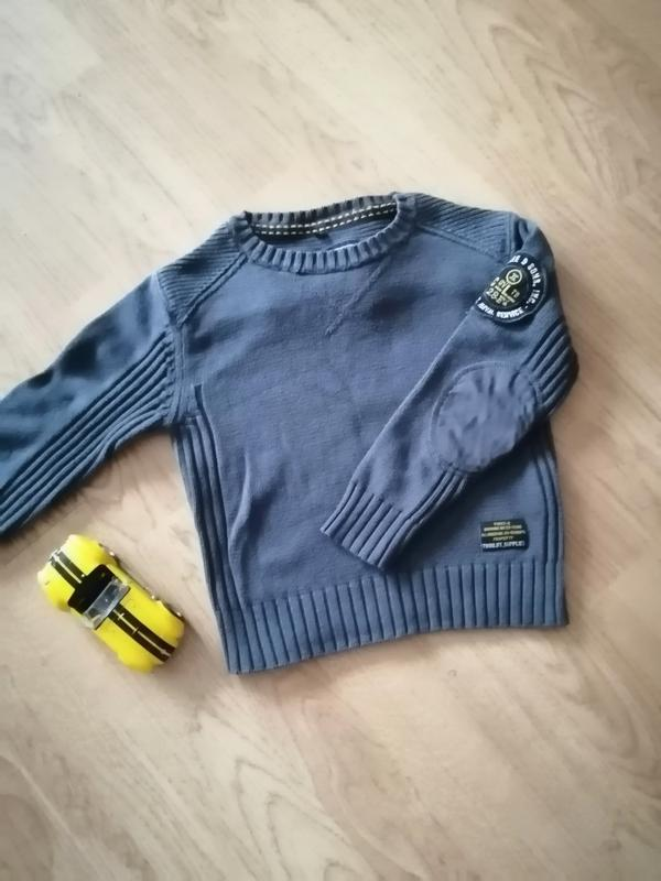 Свитер, светр, джемпер, 104 см, мальчик, для мальчика, twinlife