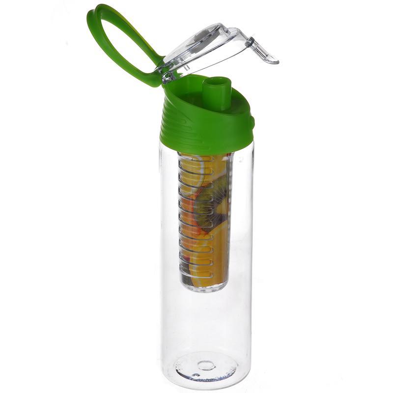 Спортивная Бутылка для воды My Bottle с колбой под фрукты
