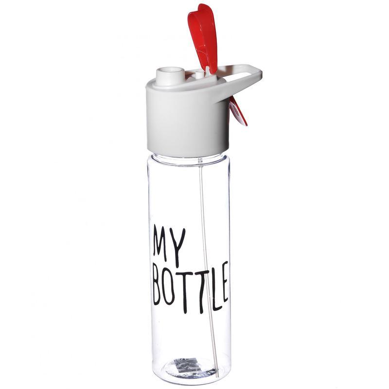 Бутылка для воды My Bottle 700 мл Красная спортивная бутылка