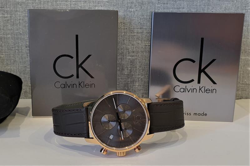 Мужские часы calvin klein k2g276g3