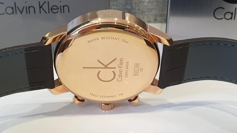 Мужские часы calvin klein k2g276g3 - Фото 2