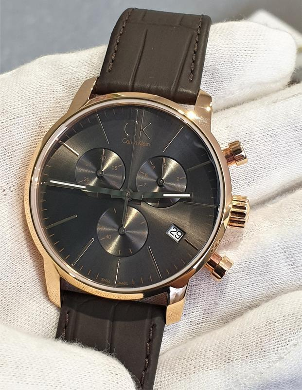 Мужские часы calvin klein k2g276g3 - Фото 3