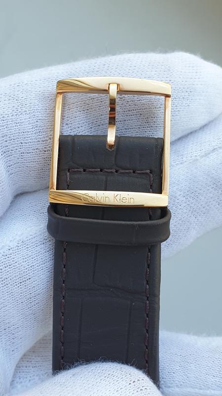 Мужские часы calvin klein k2g276g3 - Фото 5