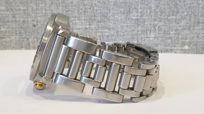 Мужские часы certina cascadeur ds 100m sapphire chronograph - Фото 5