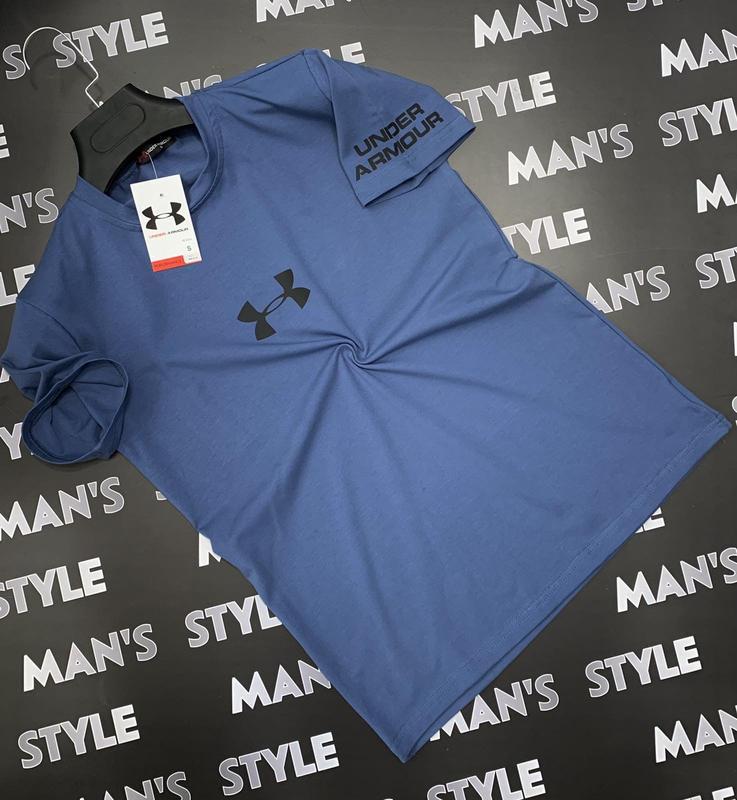 Мужская трикотажная футболка under armour