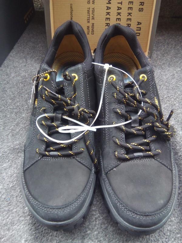 Ботинки кожаные caterpillar sentinel оригинал из сша - Фото 8