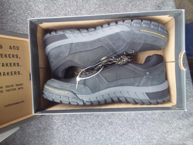 Ботинки кожаные caterpillar sentinel оригинал из сша - Фото 10