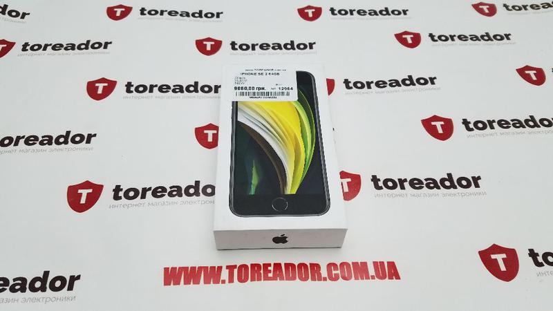 Apple iPhone SE 2 64gb Black r-sim /X/Xr/Xs Max/11/12/Pro Max