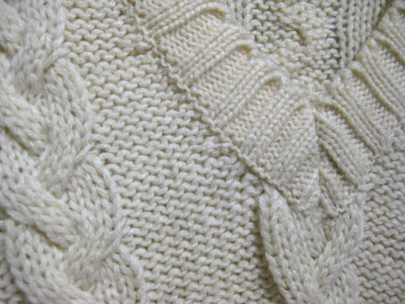 Свитер джемпер кофта carina акрил белый молочный бежевый вязан... - Фото 3