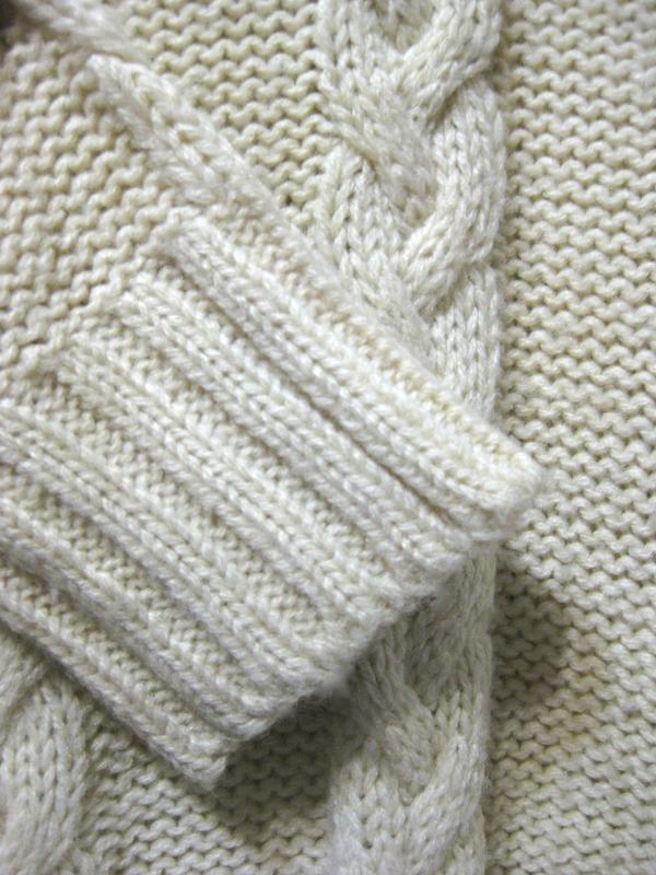 Свитер джемпер кофта carina акрил белый молочный бежевый вязан... - Фото 5