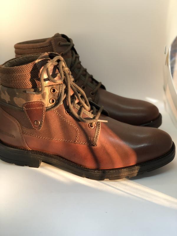 Unionbay мужские ботинки из натуральной кожи