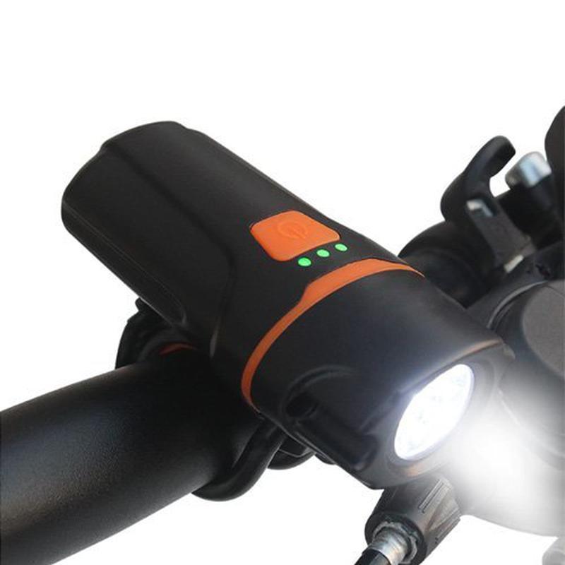 Фонарь для велосипеда аккумуляторный ВС-11