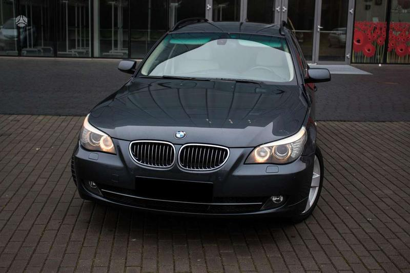 До конца недели скидка 10%BMW 530