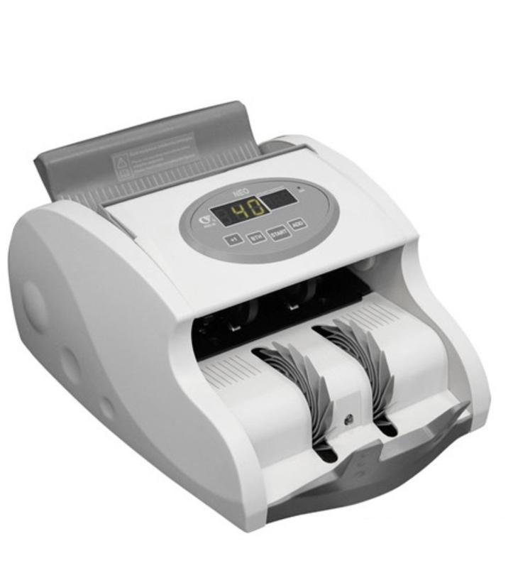 Счётчик детектор банкнот