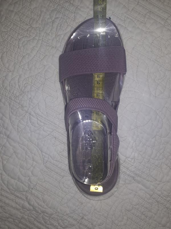 Босоножки сандали резинки skechers w11 - Фото 6