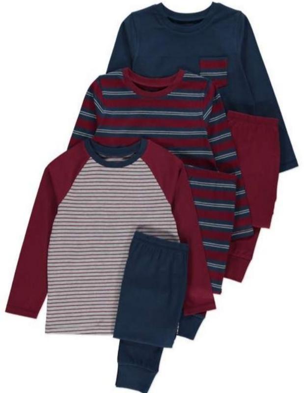 Хлопковая пижама на мальчика. george